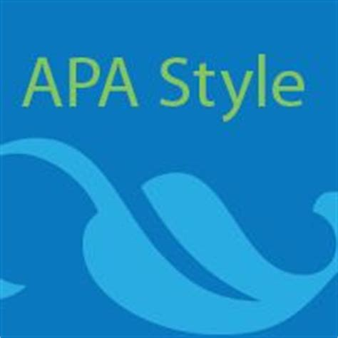 Creating Annotated Bibliographies Based on APA Style